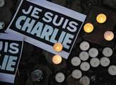 Podepisování kondolenční knihy před francouzkou am...