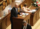 Předseda volební komise Martin Kolovratník