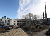 Továrna firmy LegiosLoco
