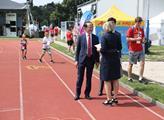 Slavnostní zahájení Olympijského festivalu v Olymp...