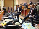 Okupace pražského magistrátu