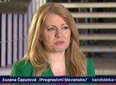 Čaputová: Zemana nám závidí! Slováci, vy budete někoho bombardovat? Politické vzkazy z Česka
