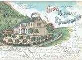 Této pohlednici je nyní v prosinci 120 let. Jde o ...
