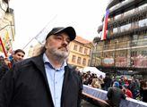 Rozruch na Národní třídě. Přichází Ladislav Jakl a...