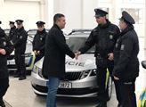 Policejní auta pro Jihomoravský kraj