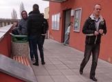 Situace kolem imigračního centra pro cizince v Děd...