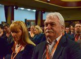 Delegáti  sjezdu ČSSD