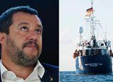 V Nice vraždil migrant z Lampeduzy. A Salvinimu dnes začíná soud, že v tom chtěl jiným zabránit
