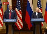 Trump by chtěl společnou dohodu o odzbrojení s Ruskem. Objevil se však jistý zádrhel
