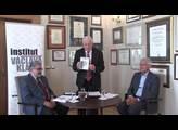Silné vystoupení! Václav Klaus burcuje národ: Kovidismus jako komunismus. Je třeba říci rezolutní ne!