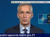 NATO se oficiálně postavila na stranu Ukrajiny. A vyslala varování Rusku