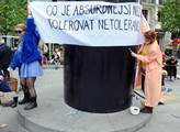 Nacionalisté versus antifašisté v Brně