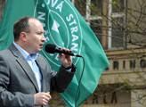 Předseda Dělnické strany sociální spravedlnosti To...