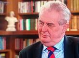 Na Schwarzenberga aligátora dělat nebudu, oznámil prezident Zeman