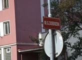 """Ulice M. G. Dobnera - jedna z """"nových"""" sociálně vy..."""