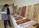 V nových prostorách se uskutečnila také výstava in...