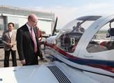 Kunovická firma Evektor se zabývá výrobou letadel,...