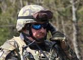 Ve Vyškově byl vážně zraněn voják