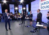 """Soukup zrubal ODS a Okamurovi do očí vmetl slovo """"nácek"""". Foldyna vyděsí Hamáčka slovy o Německu"""