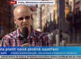 Školy měly zůstat otevřené. A pozitivní lidé bez příznaků... Docent z pražské nemocnice už to musel říct nahlas