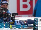 Čeští biatlonisté řeší po víkendu nevídaný problém. Reakce fanoušků na jejich výkon se vymkly kontrole