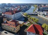 Břeclav: Město dopravní studii zveřejní po dokončení