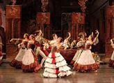 Legendární ruský balet předvede Dona Kichota v Praze!