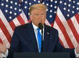 Trump těsně před inaugurací Bidena spustí velkou party. Vezme si Air Force One, bude vojenská předhlídka
