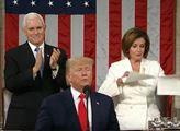 Nobelovka. Za Kosovo. Pro Trumpa. Z toho někoho trefí šlak