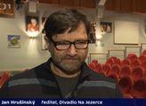 Vláda zavřela divadla a Hrušínský opět soptí. Kromě Zaorálka vyjel i na kolegy Töpfera a Kulhánka