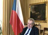 Podle průzkumu CVVM prezidentovi důvěřuje polovina Čechů. Senát naopak pohořel