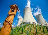 ČEZ: U Jaderné elektrárny Dukovany roste největší jaderná vinice