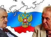 Přečtěte si, co říkají o Zemanovi se Schwarzenbergem Rusové