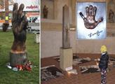 Václav Havel? Prorok pravdy a lásky, říká umělec Meloun, autor netradičního pomníku. Zde FOTO a příběh