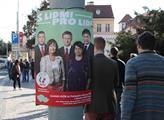 Předvolební kampaň KSČM