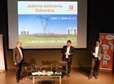 ČEZ: Dlouhodobý provoz současných bloků a plný start společnosti Elektrárna Dukovany II