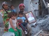 V kurdském městě v Sýrii