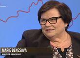 Ministryně Benešová: Snížení zátěže pro podnikatele a posílení autonomie