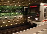 Metrostav: Handicapovaní navštívili stavbu metra