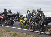 Autodrom Most: Oteplení vyčistilo silnice, první motorkáři probouzejí stroje ze zimního spánku