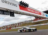 Při závodním víkendu NASCAR si děti užijí v ráji angličáků