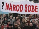 Odborový svaz dopravy bude jednat o protivládních protestech