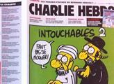 Jak vypadal časopis Charlie Hebdo