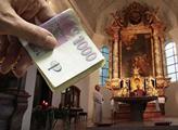 Karel Wichs: Církevní restituce