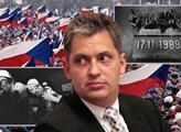 Oleg Gubin: Dienstbier by rád stál v čele mnohasettisícové protivládní demonstrace