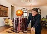Pavel Danys je autorem artefaktu k 700. výročí nar...