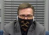 """Roman Šmucler odmítá kritiku: Potřebují najít viníky. Vláda to řídí z televize, bez nějakého systému. Hodně lidem se zalíbila """"hra na totáč"""""""