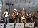 Taxmeni: Naše písničky se hrají i na pohřbech válečných veteránů