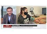 Regionální TV: Budoucnost lázní není vůbec špatná, současný stav povede ke zýšenému zájmu o zdraví a o prevenci...