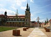 Dny lidí dobré vůle: Palladium země České se dnes vrací na Velehrad